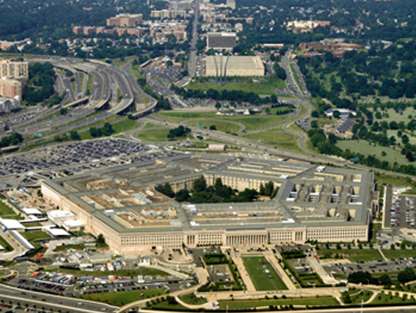 overview of the pentagon building